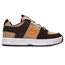 Кроссовки DC Shoes Lynx Og S Bw Brown/Tan