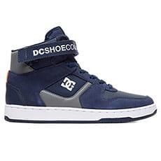 Кеды высокие DC Shoes Pensford Navy/Grey