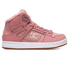 Кеды зимние детские DC Shoes Pure Ht Wnt Rose