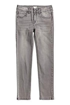 Джинсы прямые женские Roxy Spring Mood Pant Light Grey