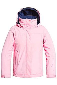 Куртка утепленная детская Roxy Jetty Sol Prism Pink