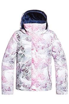 Куртка утепленная Roxy Jetty Girl Jk Bright White Mysteri