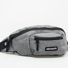 Сумка поясная Element Posse Hip Sack Grey Heather