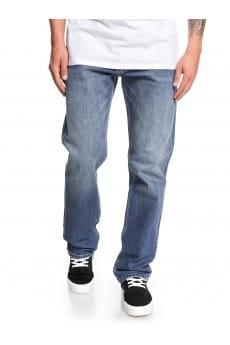 Классические мужские джинсы Sequel Medium Blue Quiksilver