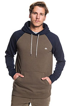 Толстовка кенгуру QUIKSILVER Everydayhood Crocodile