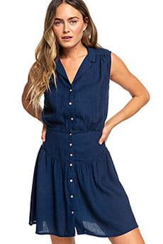 Платье женское Roxy Shiny Night Dress Blues