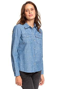 Блузка женская Roxy Paradisiac Casc Medium Blue