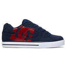 Кеды низкие DC Shoes Pure Sp Navy/Red