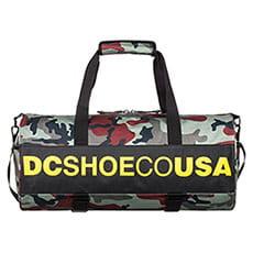 Сумка спортивная DC Shoes Hawker Duffle Camo