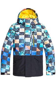 Куртка утепленная детская QUIKSILVER Miss Bloc Sulphur Ongrid