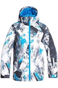 Куртка утепленная детская QUIKSILVER Mis Prin You Cloisonne Random Pic