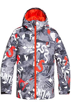Куртка утепленная QUIKSILVER Mis Prin You Poinciana Giantforce