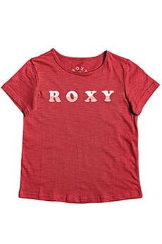 Футболка детская Roxy Sea And Love Deep Claret