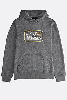 Толстовка кенгуру Billabong Dive Pullover Black6