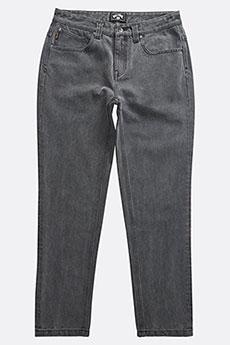 Джинсы прямые Billabong Fifty Jean Vintage Black
