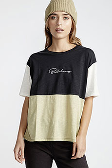 Футболка Billabong Flare Tee Black