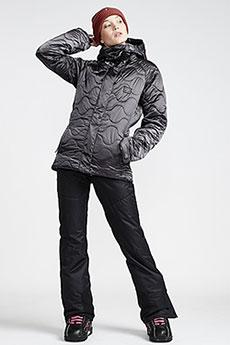Штаны сноубордические женские Billabong Malla Black-18
