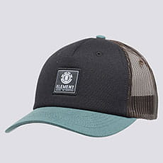 Бейсболка с сеткой Element Icon Mesh Cap Hunter Green