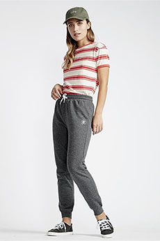 Штаны спортивные женские Billabong Beach Day Pant Off Black