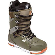 Ботинки для сноуборда DC Shoes Mutiny Olive Night