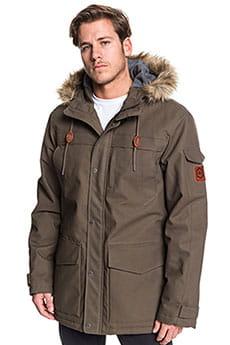 Куртка зимняя QUIKSILVER Stormdrop5k Crocodile