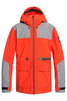 Куртка утепленная QUIKSILVER Arrow Wood Poinciana
