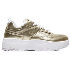 Кроссовки женские DC Shoes E.tribekaplatse Light Gold