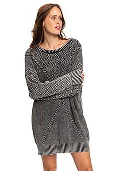 Платье женское Roxy Snow Day Anthracite
