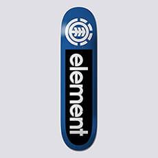 "Дека для скейтборда Element Primo Blue 8"" Assorted"