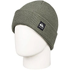 Шапка QUIKSILVER Local Beanie Agave Green