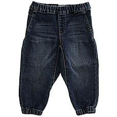Синий детские джинсовые джоггеры fonic hash blue