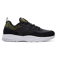 Кроссовки DC Shoes E.tribeka Se Black/Camo Print -8739-105