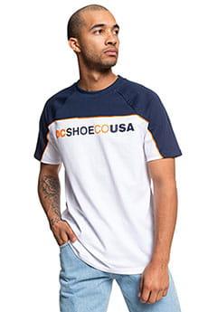 Футболка DC Shoes Brookledge Snow White -8739-117