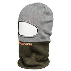 Балаклава DC Shoes Patrol Facemask Neutral Gray -8739-126