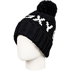 Шапка Roxy Tonic Beanie True Black