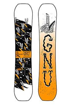 Сноуборд детский GNU Young Money C2e Multicolor