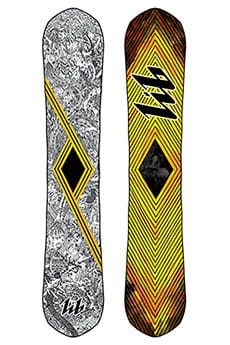 Сноуборд Lib Tech Travis Rice Pro Hp Pointy Multicolor
