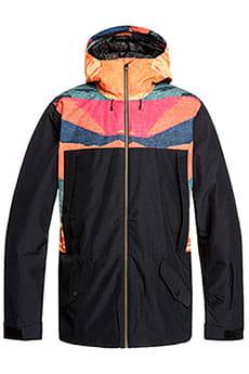 Куртка утепленная QUIKSILVER Tr Ambition Apricot Orange Tr Su