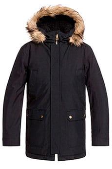 Куртка парка детская QUIKSILVER Ferris Youth Black33
