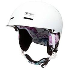 Шлем для сноуборда женский Roxy Avery Bright White Mysteri