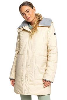 Куртка парка женская Roxy Freese Rev Oyster Gray