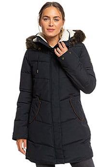 Куртка парка женская Roxy Ellie True Black10