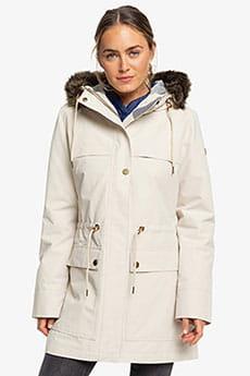 Куртка парка женская Roxy Amy 3n1 Oyster Gray