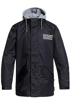 Черный мужская сноубордическая куртка union
