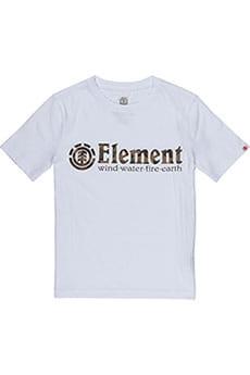 Белый детская футболка