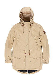 Парка женская Element Roghan Women Desert Khaki