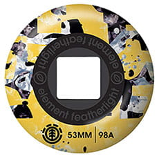 Колеса для скейтборда Element Schans 53mm Assorted 98A 53 mm