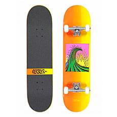 Скейтборд в сборе QUIKSILVER Kanagawa Orange 8 (20.3 см)
