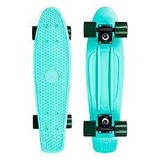 Скейт мини круизер QUIKSILVER Aquatic Light Blue