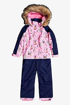 Комбинезон сноубордический Roxy Paradise Suit Prism Pink Snow Trip